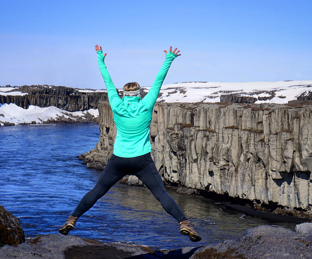 One Year Blogiversary + Iceland Giveaway!